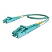 Jarretière duplex multimode OM3 50/125 LC/LC 2m