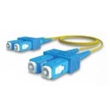 Jarretière duplex monomode OS2 9/125 SC/SC 2m