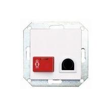 ICall 330 LB-OE BUS bouton tête de lit appel + connecteur poire sans relais