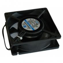 Ventilateur 220v pour coffret baie 4 vis et grille de protection
