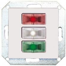 ICall 585 LBKL-IO (GWR) Hublot Bus vert blanc rouge